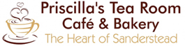 Priscillas Tea Room Logo
