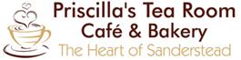 Priscillas Tea Room Logo